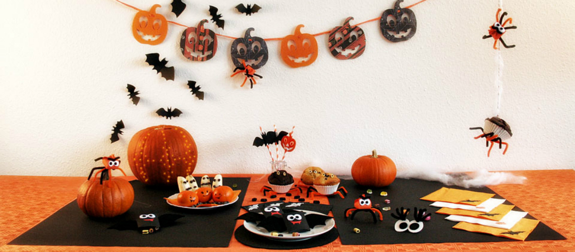 halloween schaurig leckere snacks zu deiner party. Black Bedroom Furniture Sets. Home Design Ideas