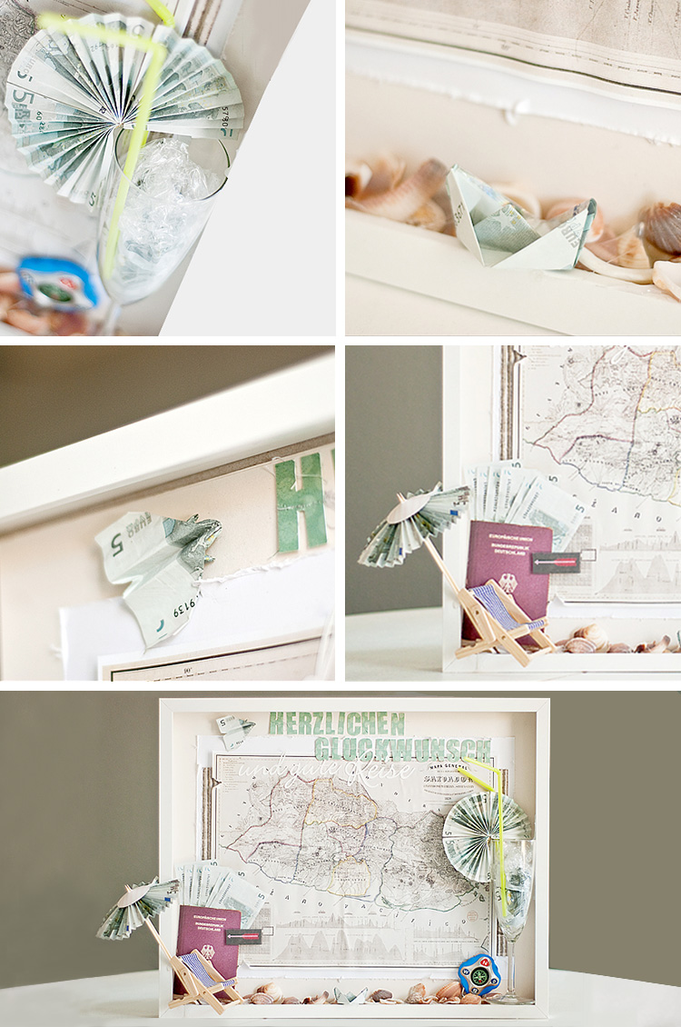 geldgeschenke originell verpacken 6 kreative ideen. Black Bedroom Furniture Sets. Home Design Ideas
