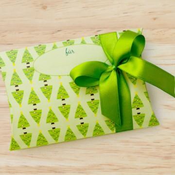 Weihnachten - originelle Geschenkbox für kostbare Kleinigkeiten